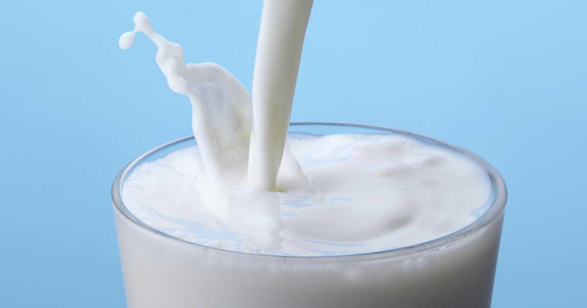 ประโยชน์ของนม
